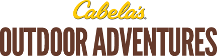 Book your Trip through Cabela's Outdoor Adventures