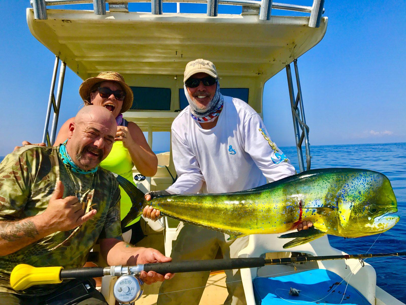 Wicked Tuna's Dave Marciano fishes Bahia La Tortuga